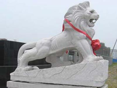 石狮子石雕m6米乐投注网站