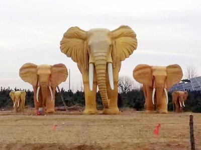 山东青岛儿童乐园6米大象泡沫m6米乐投注网站